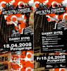 Postgarage, Graz >> Strictly.beats ft. Danny Byrd - 18.04.2008