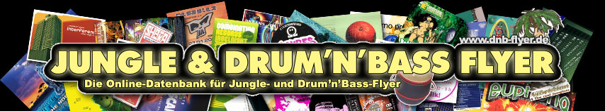 Drum & Bass + Jungle Flyer